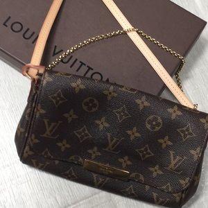 Authentic Louis Vuitton PM Favorite Bag
